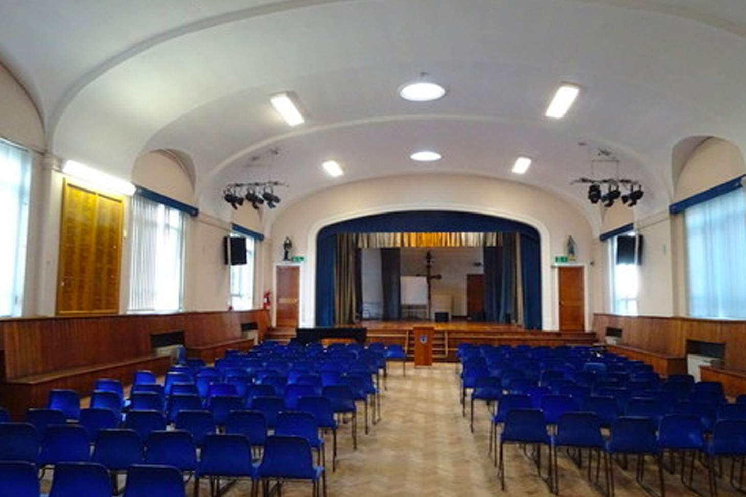 Ursuline Academy Ilford Main hall space hire