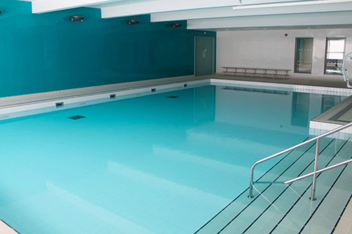 Oaklands School Indoor swimming pool
