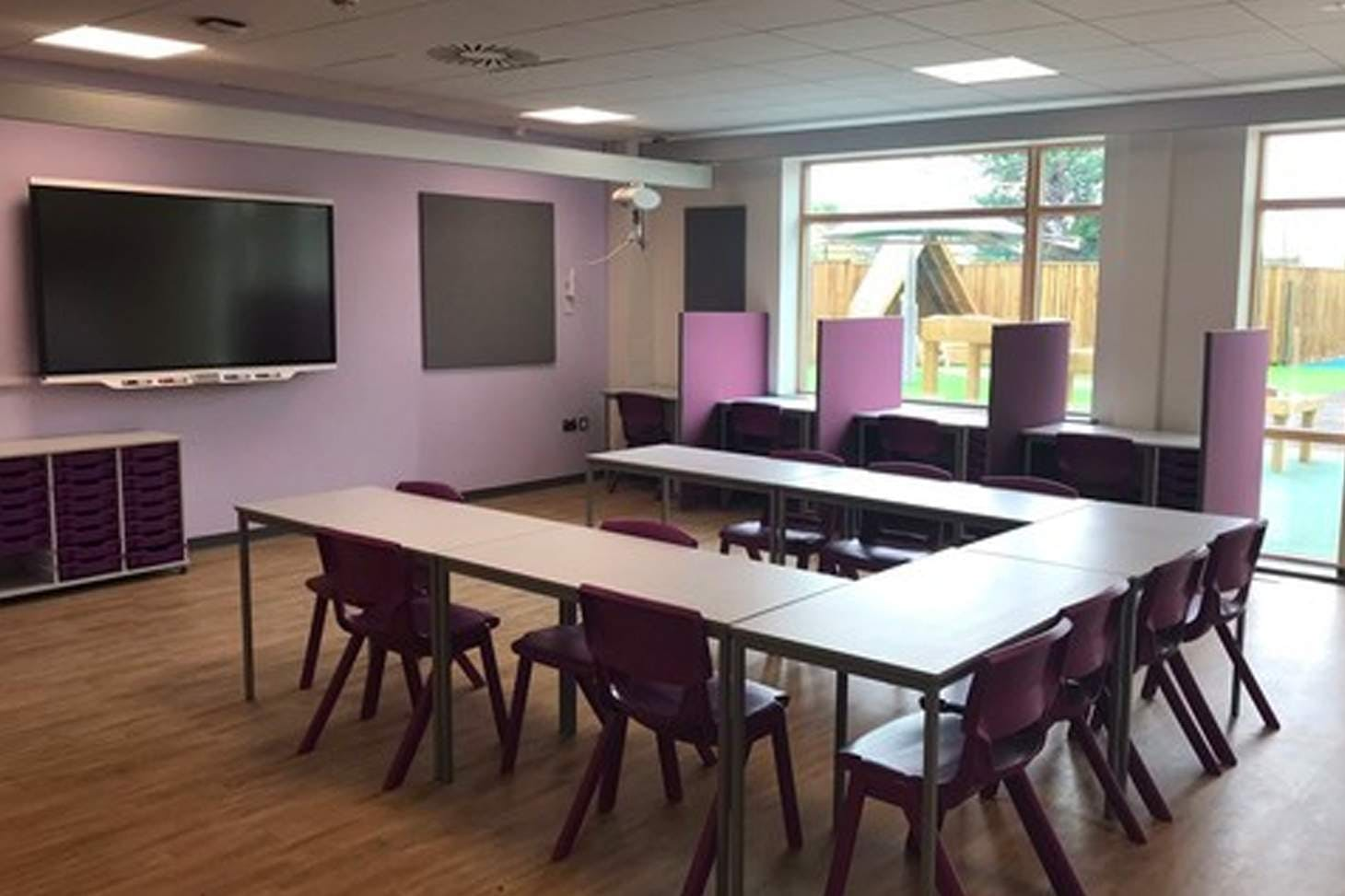 Oaklands School Classroom space hire