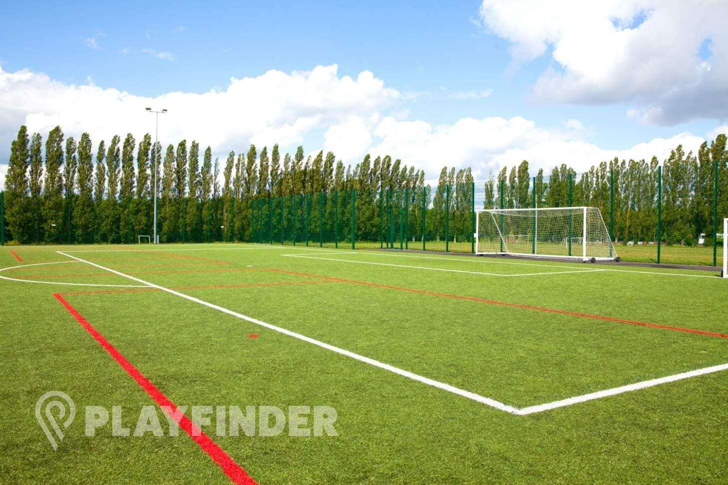 Leon Leisure Centre 11 a side | 3G Astroturf football pitch