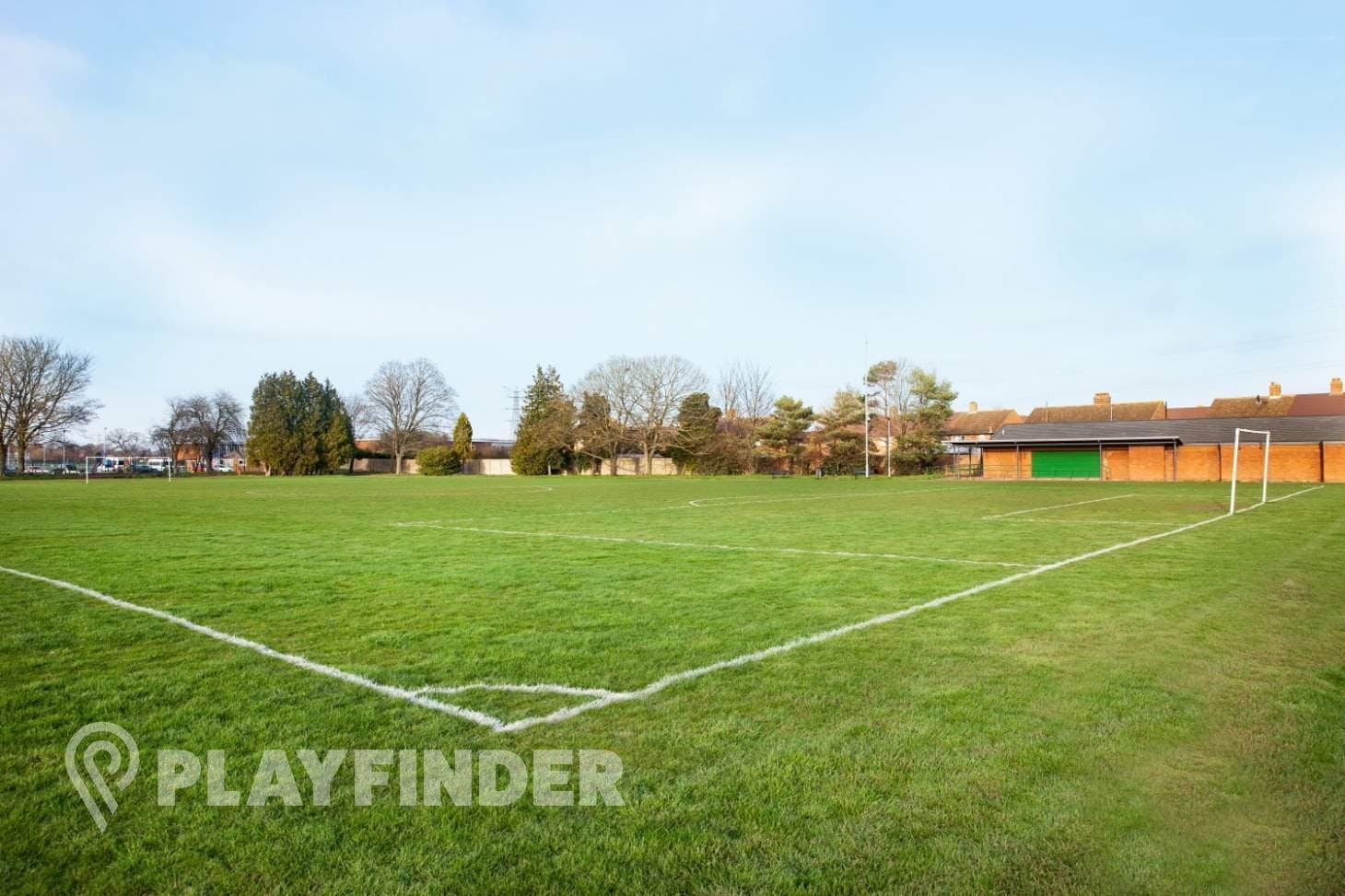 Allen Park 11 a side | Grass football pitch