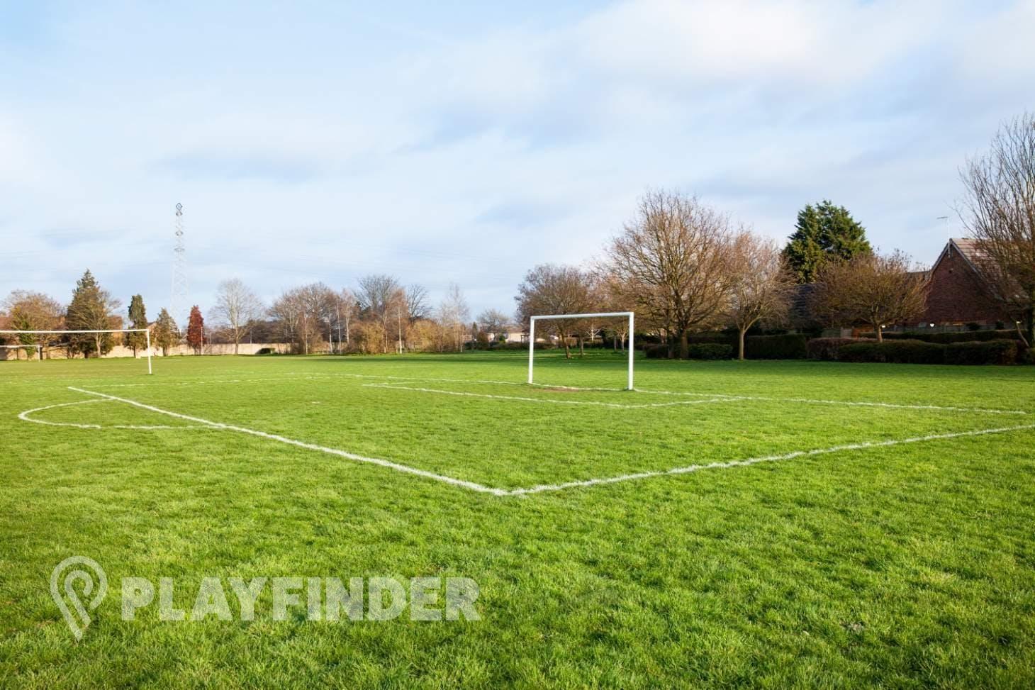 Allen Park 7 a side   Grass football pitch