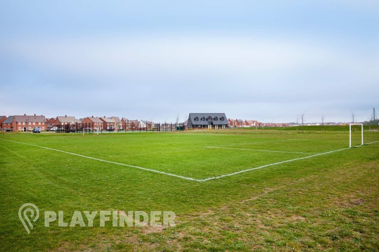 Great Denham 11 a side junior   Grass football pitch
