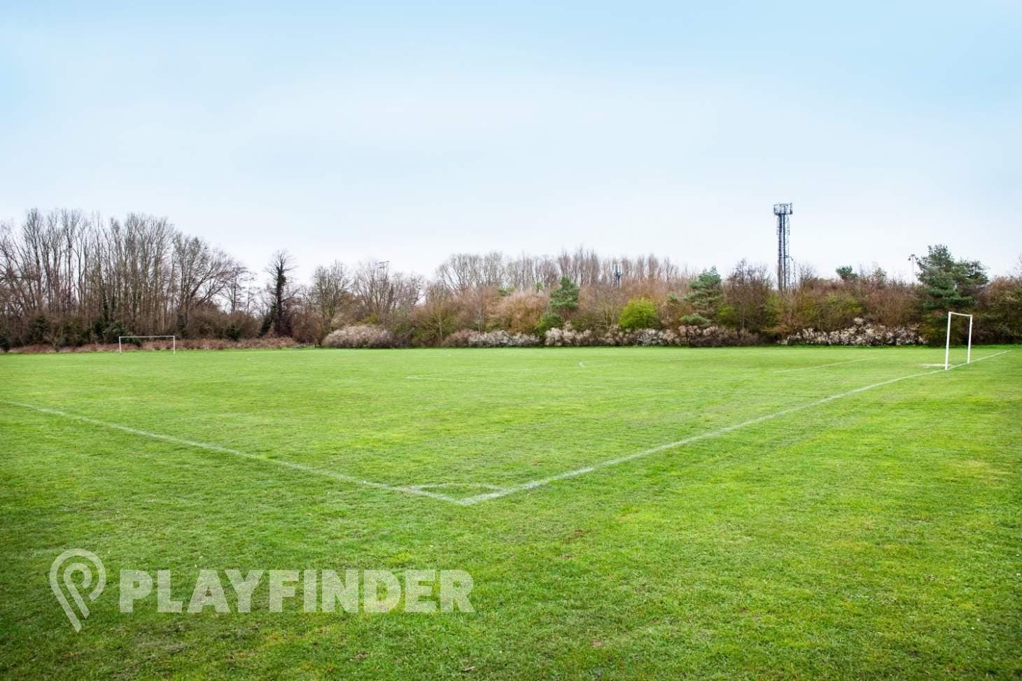 Hillgrounds 11 a side | Grass football pitch