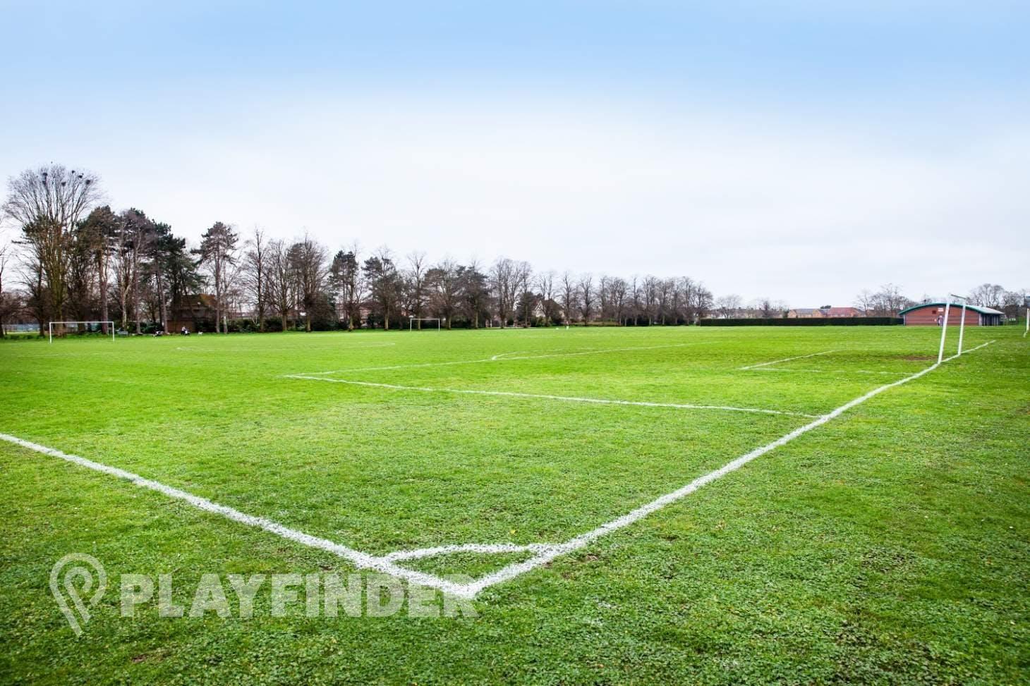 Jubilee Park 9 a side | Grass football pitch