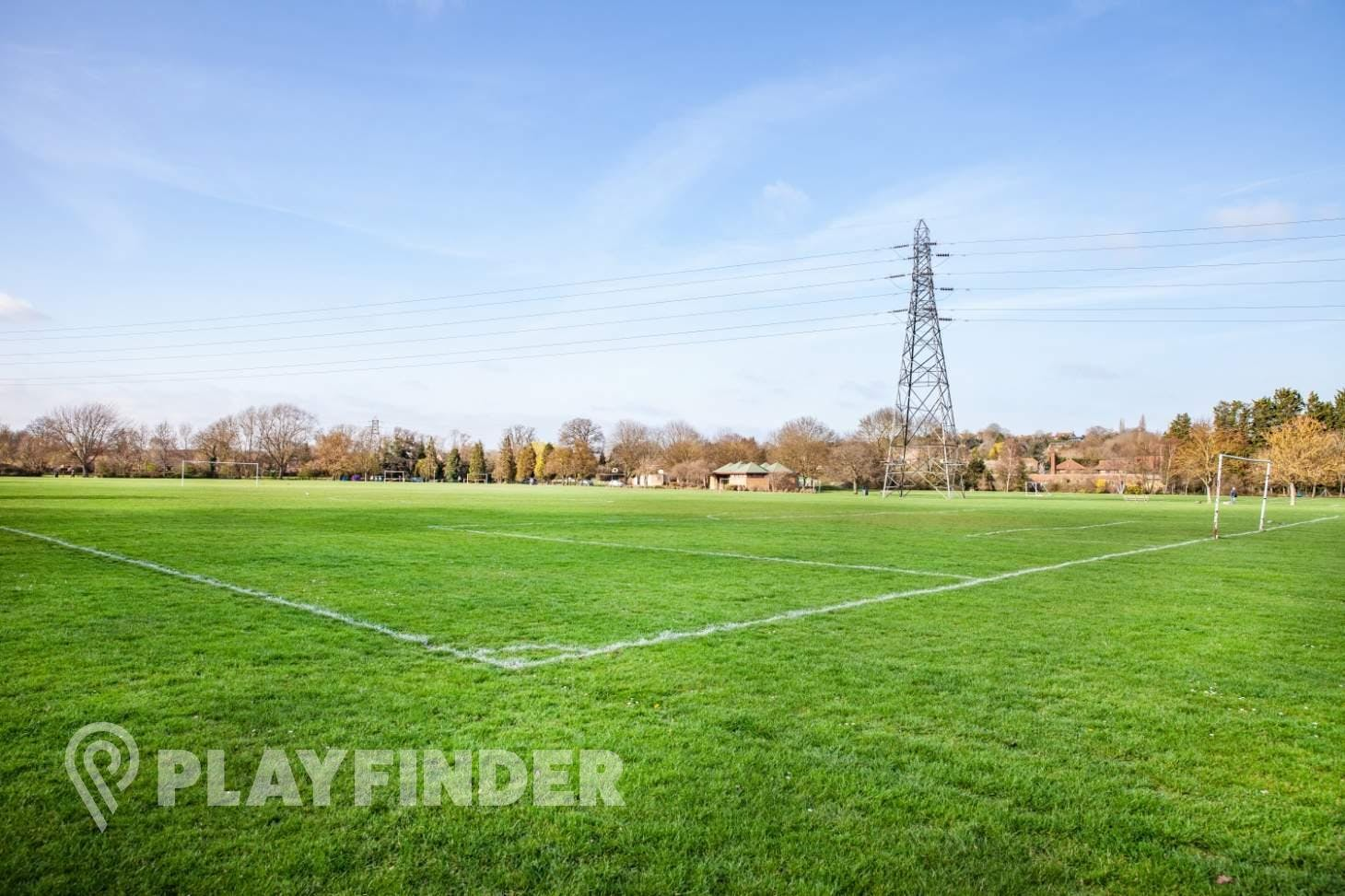 Mowsbury Park 9 a side   Grass football pitch