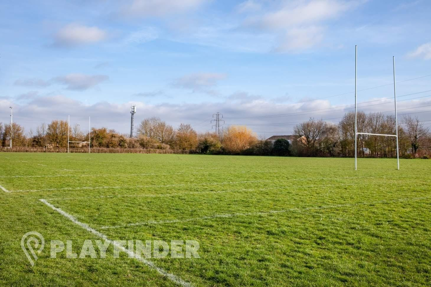 Mowsbury Park Pitch | Grass rugby pitch