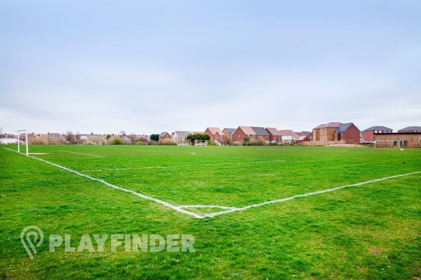Wixams 11 a side | Grass football pitch