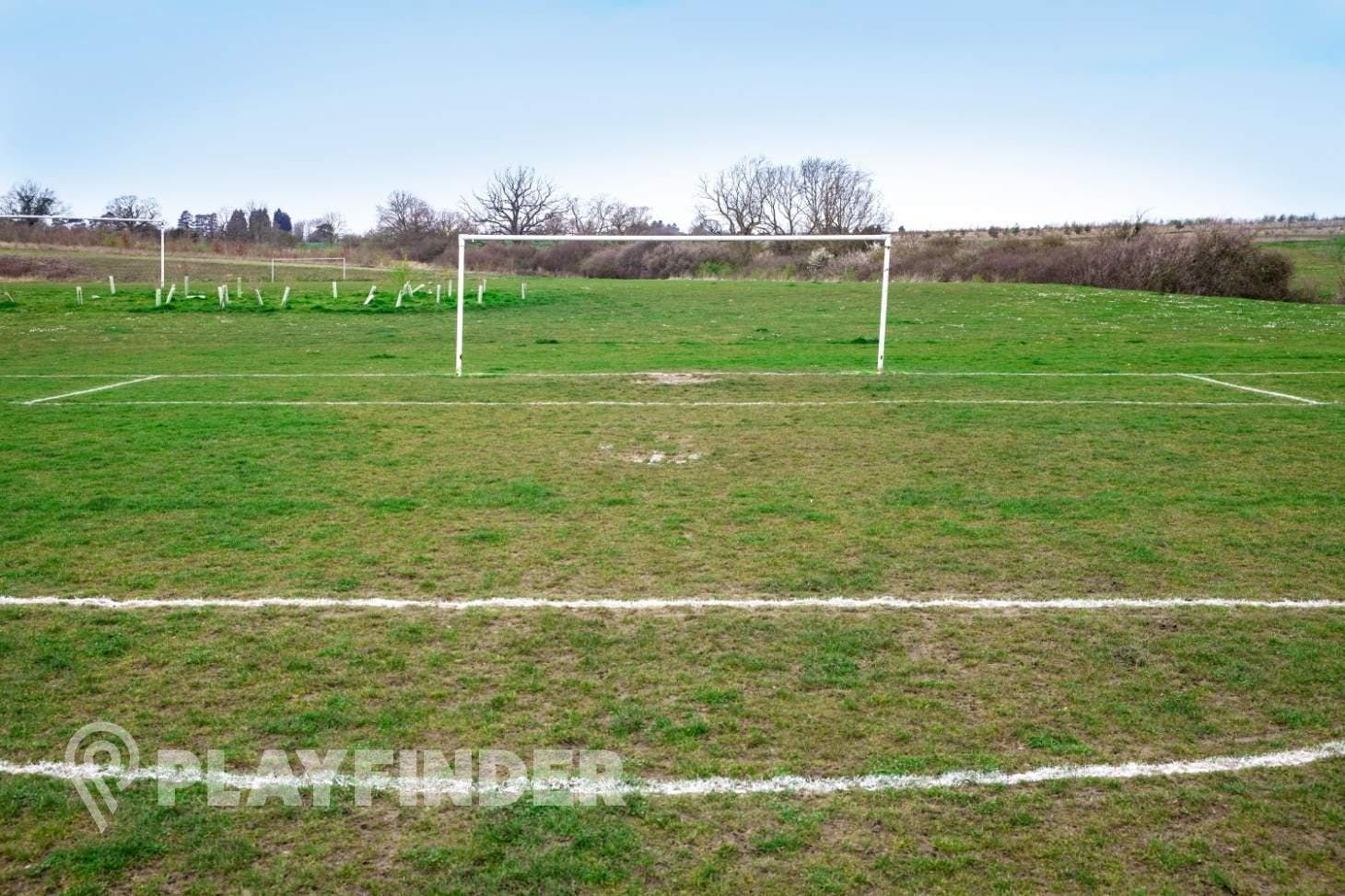 Woodlands Park 11 a side | Grass football pitch