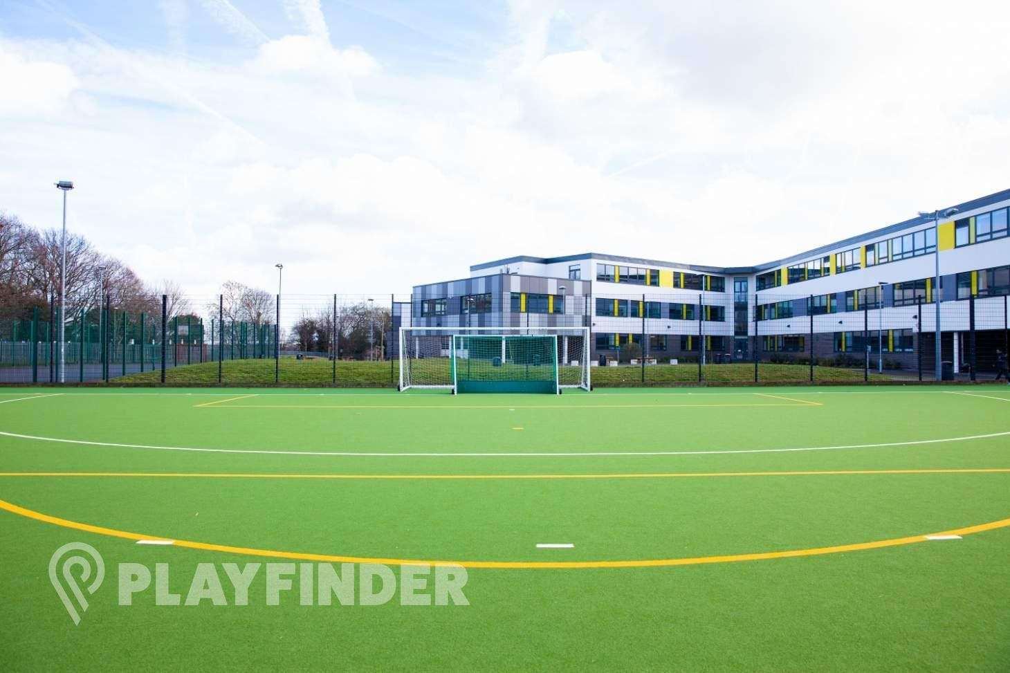 Monks Hill Sports Centre Pitch | 3G Astroturf hockey pitch