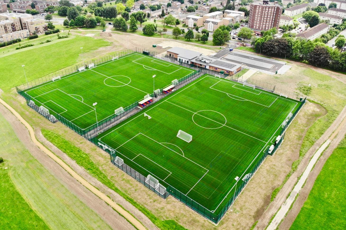Rectory Park 11 a side | 3G Astroturf football pitch