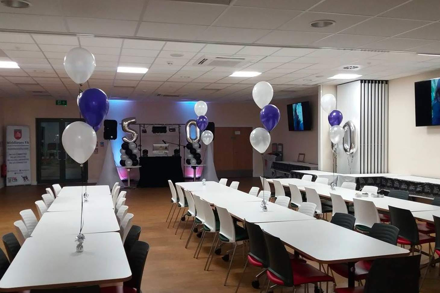 Rectory Park Function room space hire