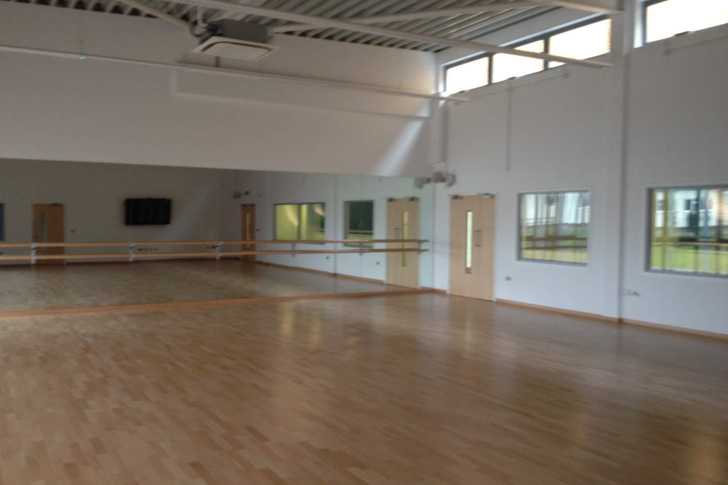 Wellsway Sports Centre Studio | Dance studio space hire