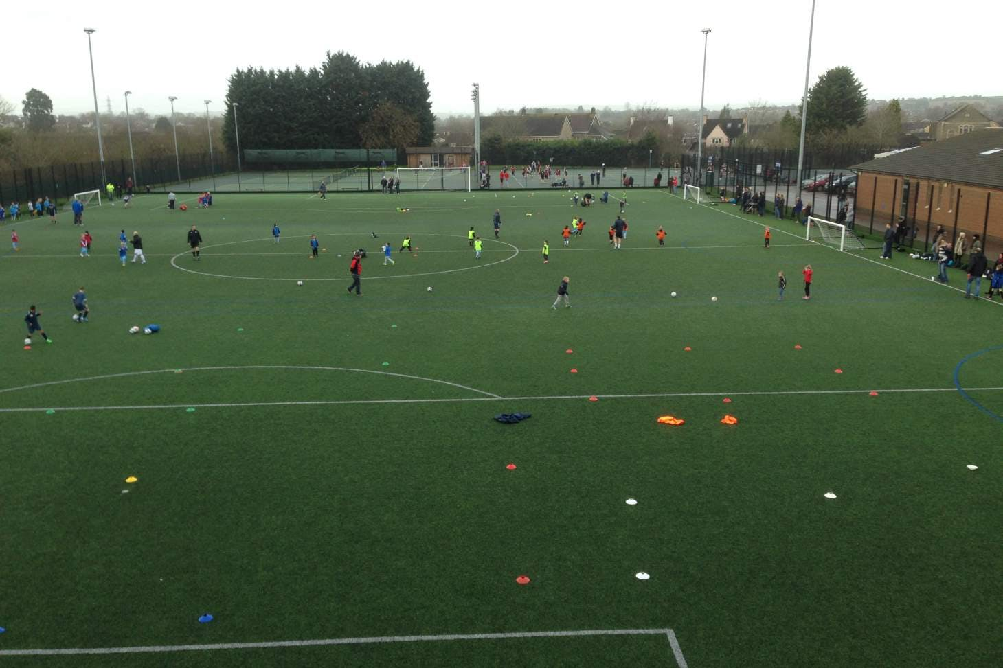 SBL Sports Centre 5 a side | 3G Astroturf football pitch