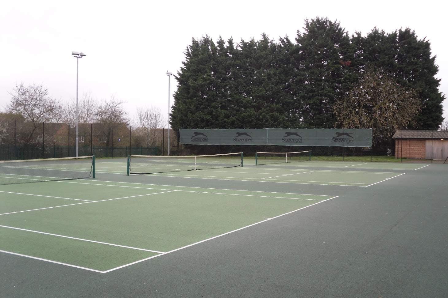 SBL Sports Centre Outdoor | Hard (macadam) tennis court