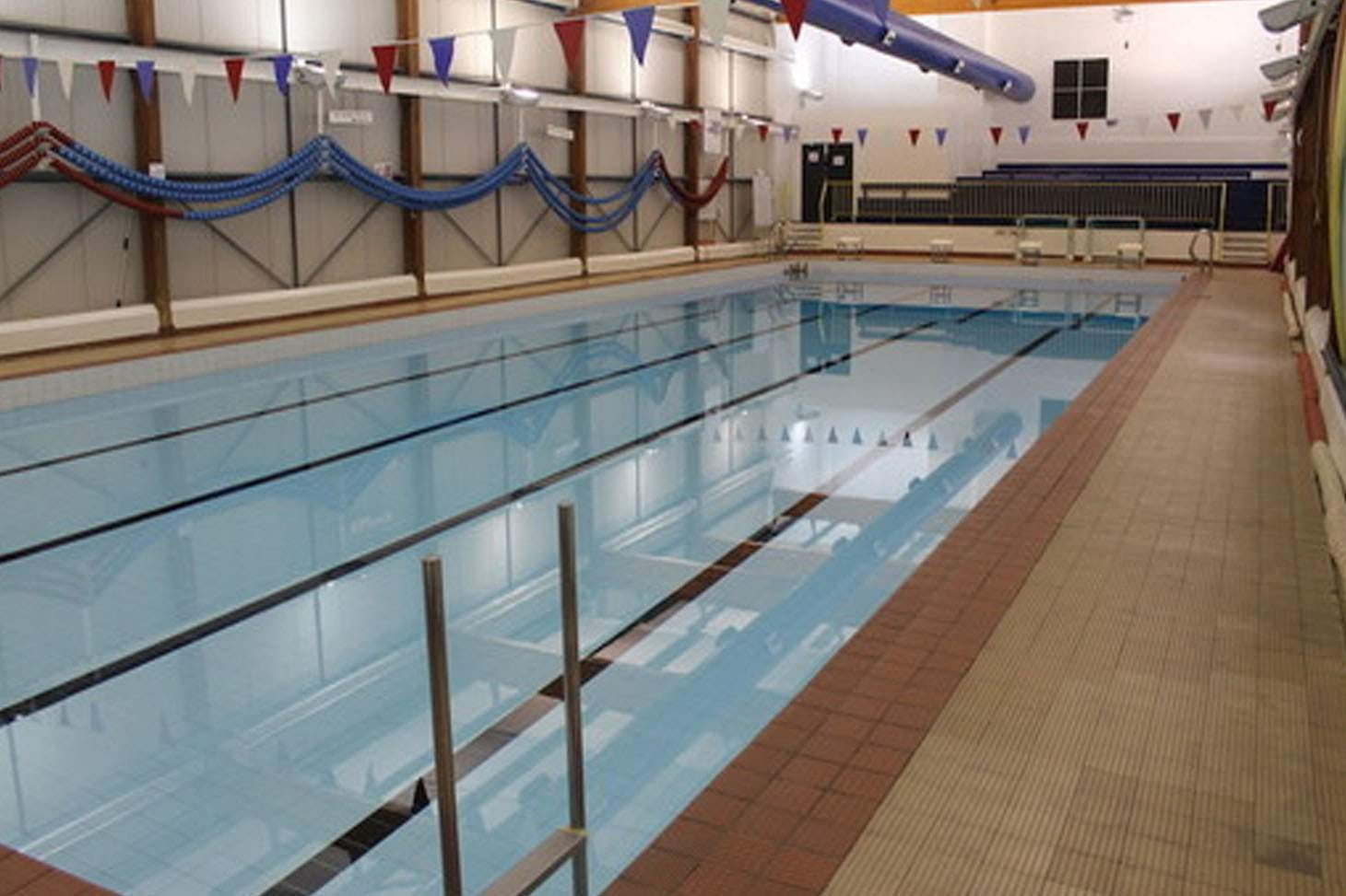 St Edwards College Indoor swimming pool