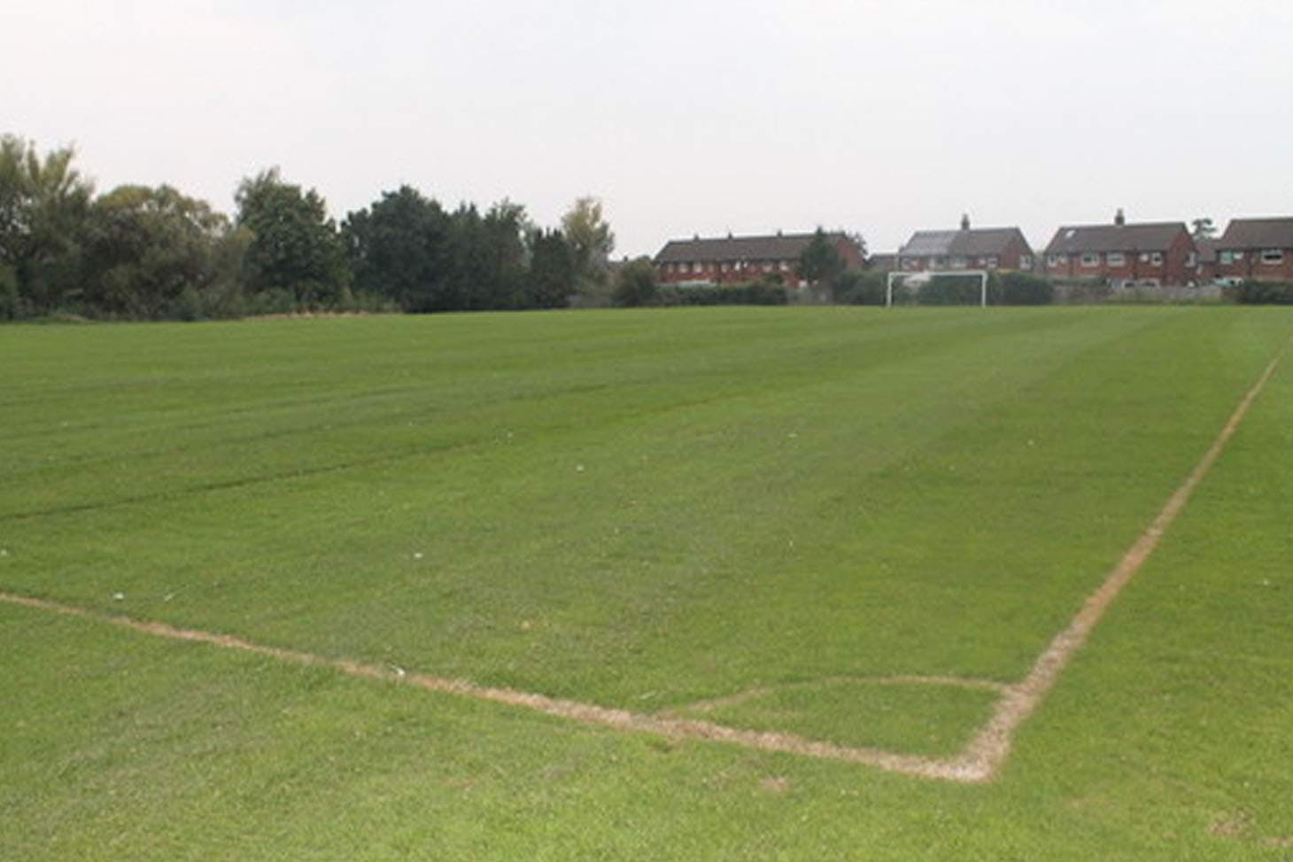Heworth Grange Comprehensive School 11 a side | Grass football pitch