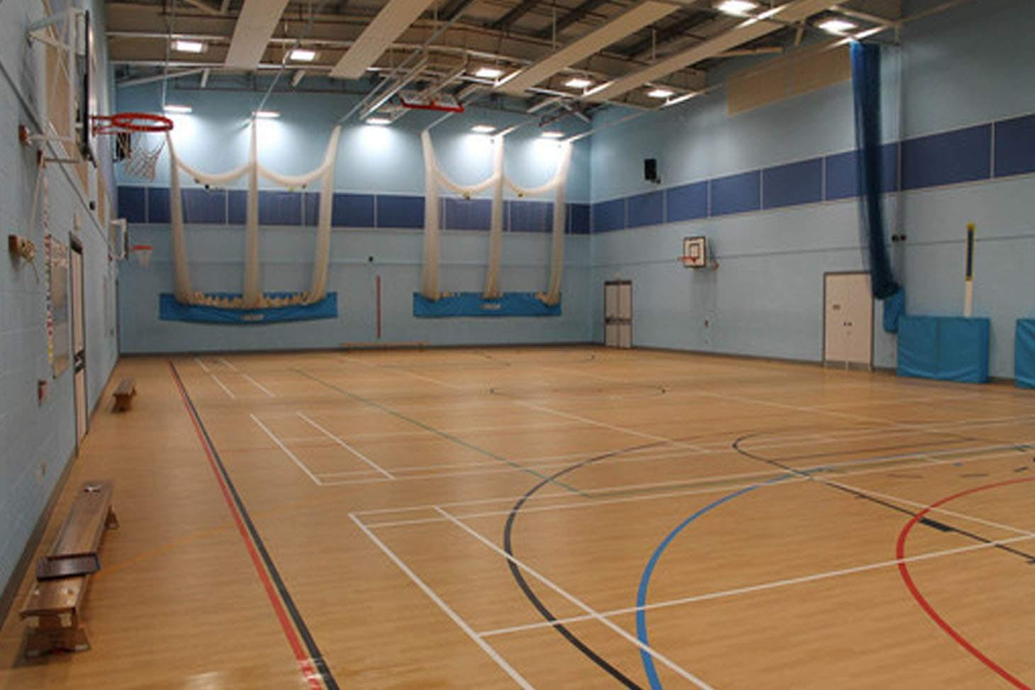 Kingsmeadow Community School 5 a side | Indoor football pitch