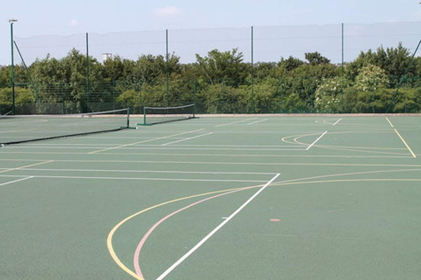 Kingsmeadow Community School 5 a side | Hard (macadam) football pitch