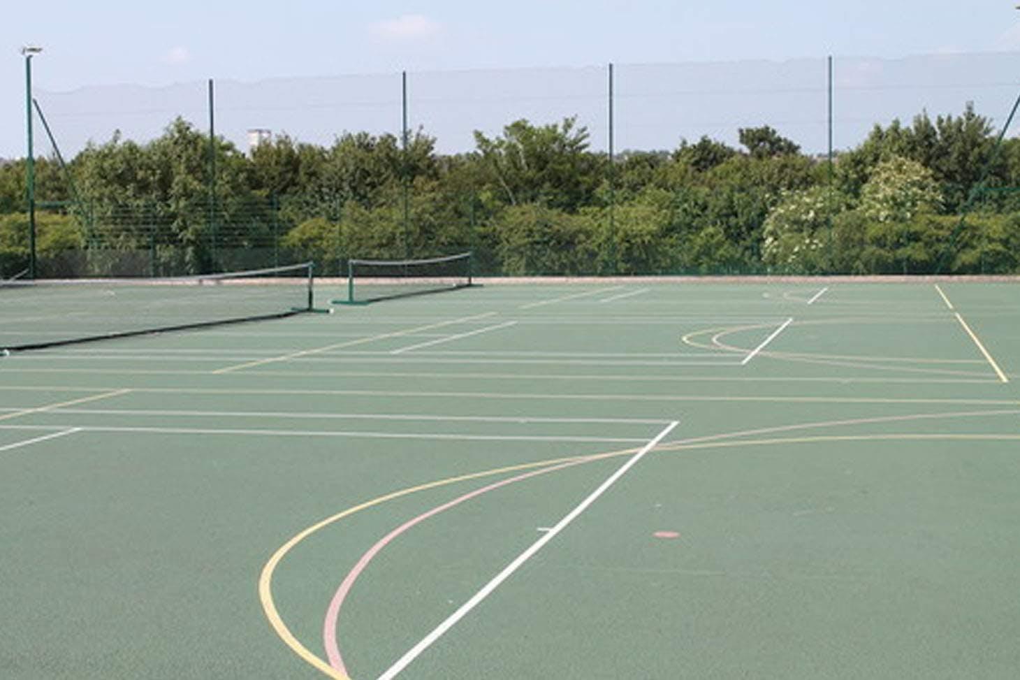 Kingsmeadow Community School Outdoor | Hard (macadam) tennis court