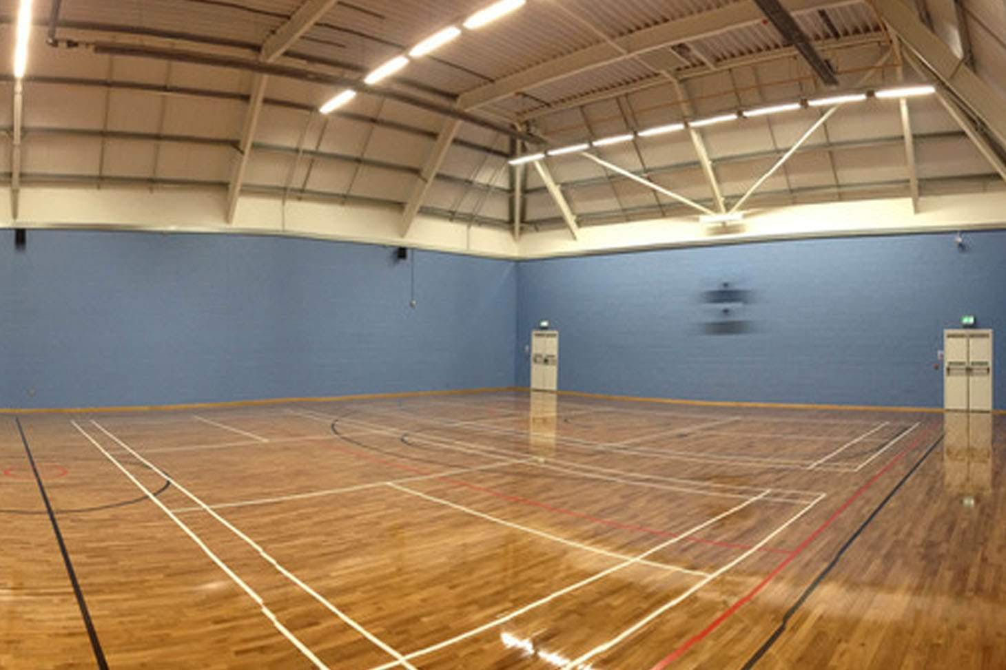 Sutton Coldfield Grammar School for Girls 5 a side | Indoor football pitch
