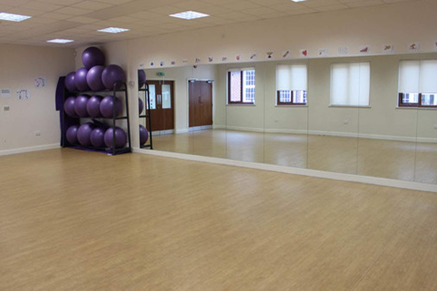 Sutton Coldfield Grammar School for Girls Studio | Dance studio space hire