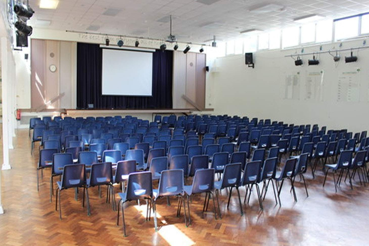 Light Hall School Main hall space hire