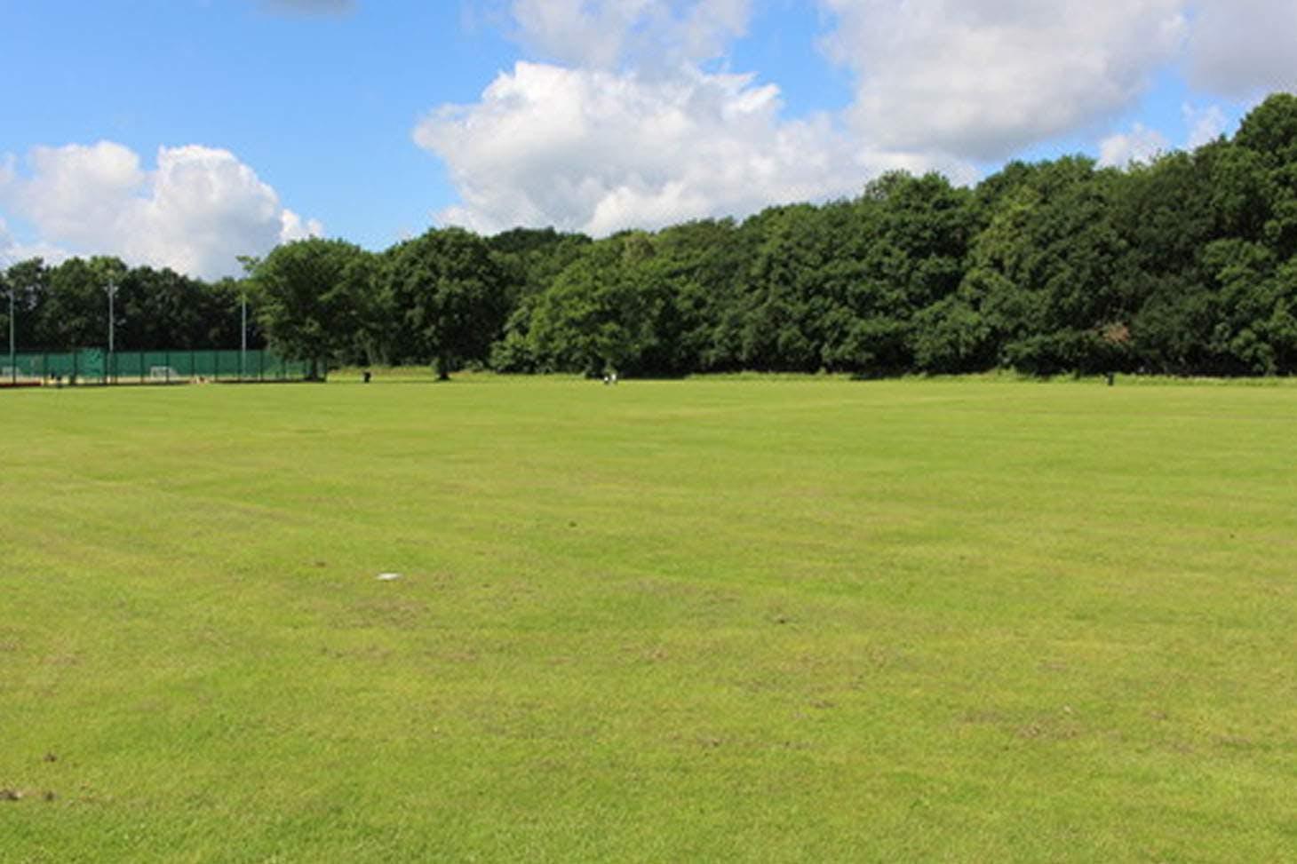 Light Hall School Outdoor | Grass cricket facilities