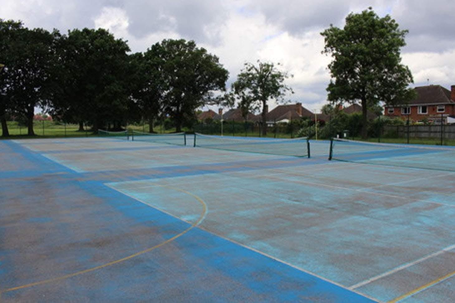 Light Hall School Outdoor | Hard (macadam) tennis court