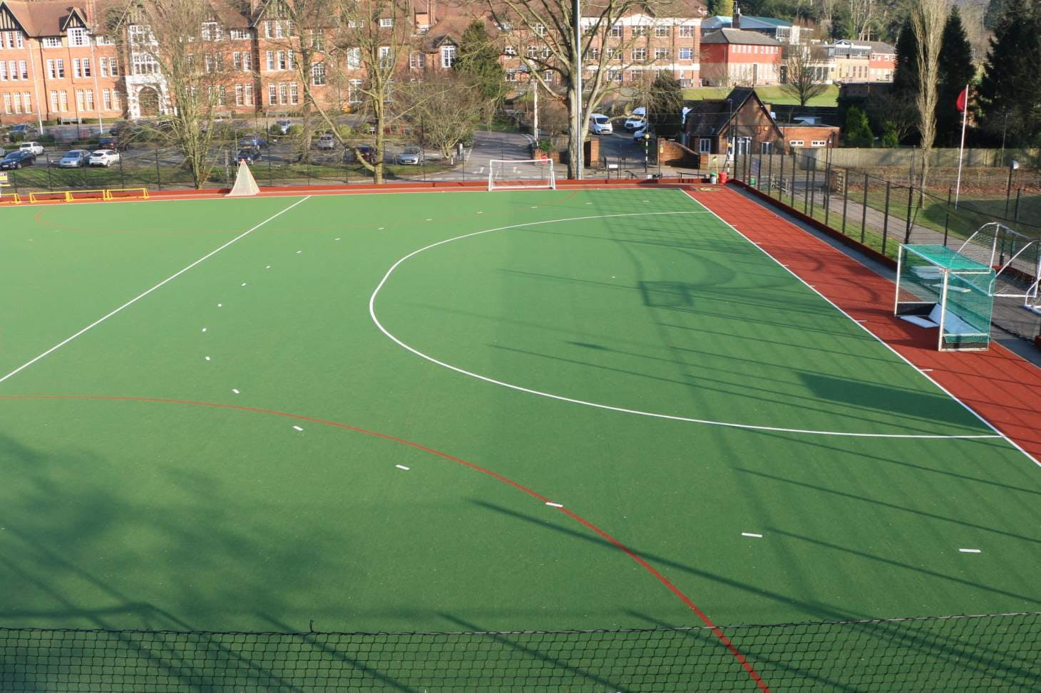 Caterham School Sports Centre 5 a side | Astroturf football pitch