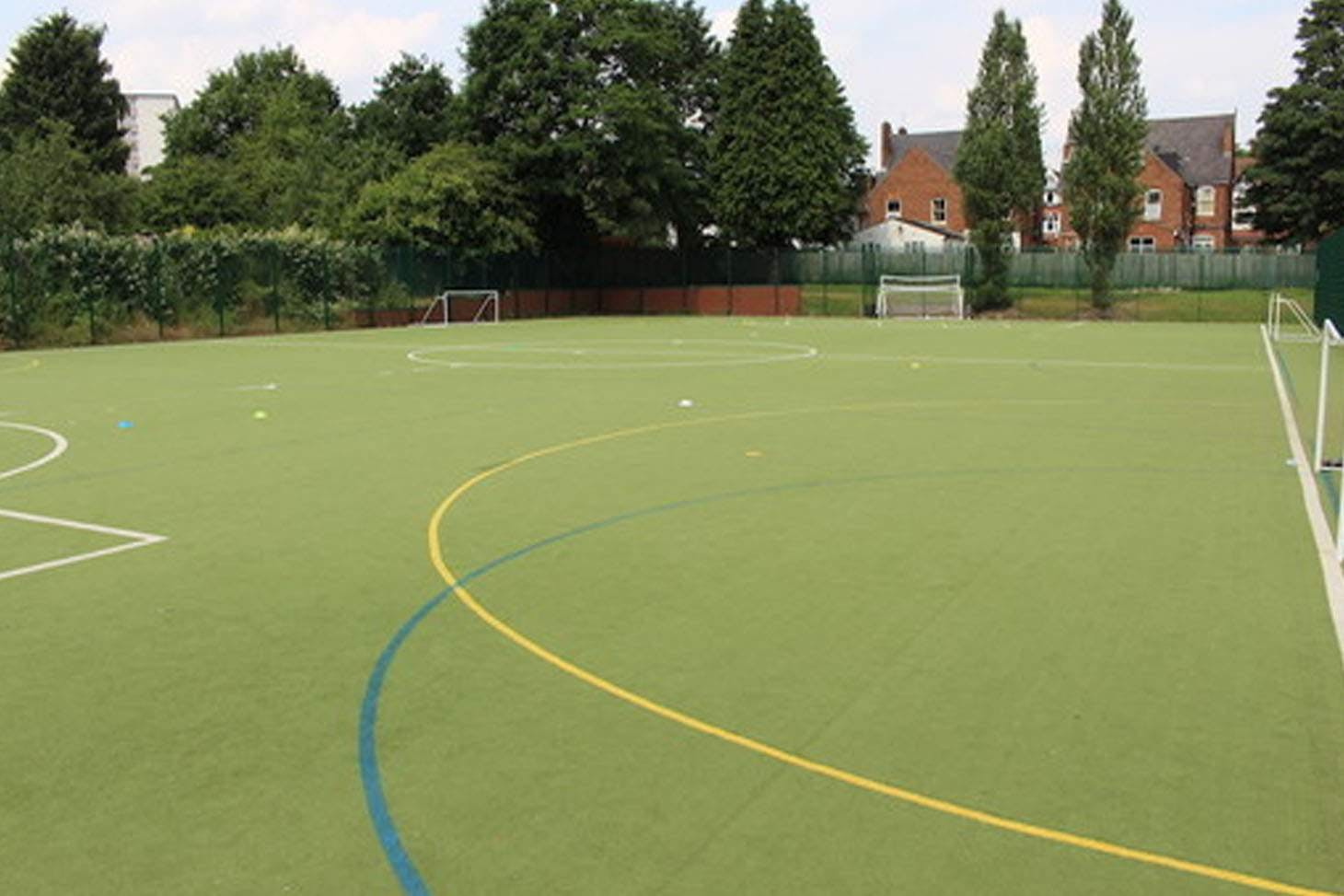 St Edmund Campion Catholic School & Sixth Form Centre 5 a side | Astroturf football pitch
