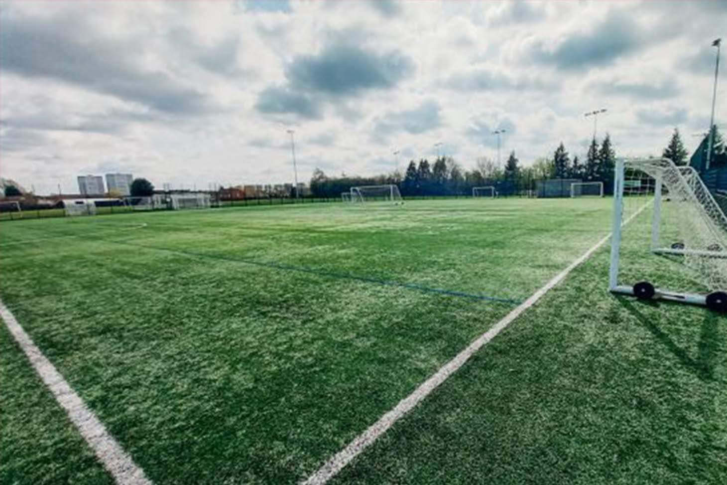 Tudor Grange Academy Kingshurst 11 a side   3G Astroturf football pitch