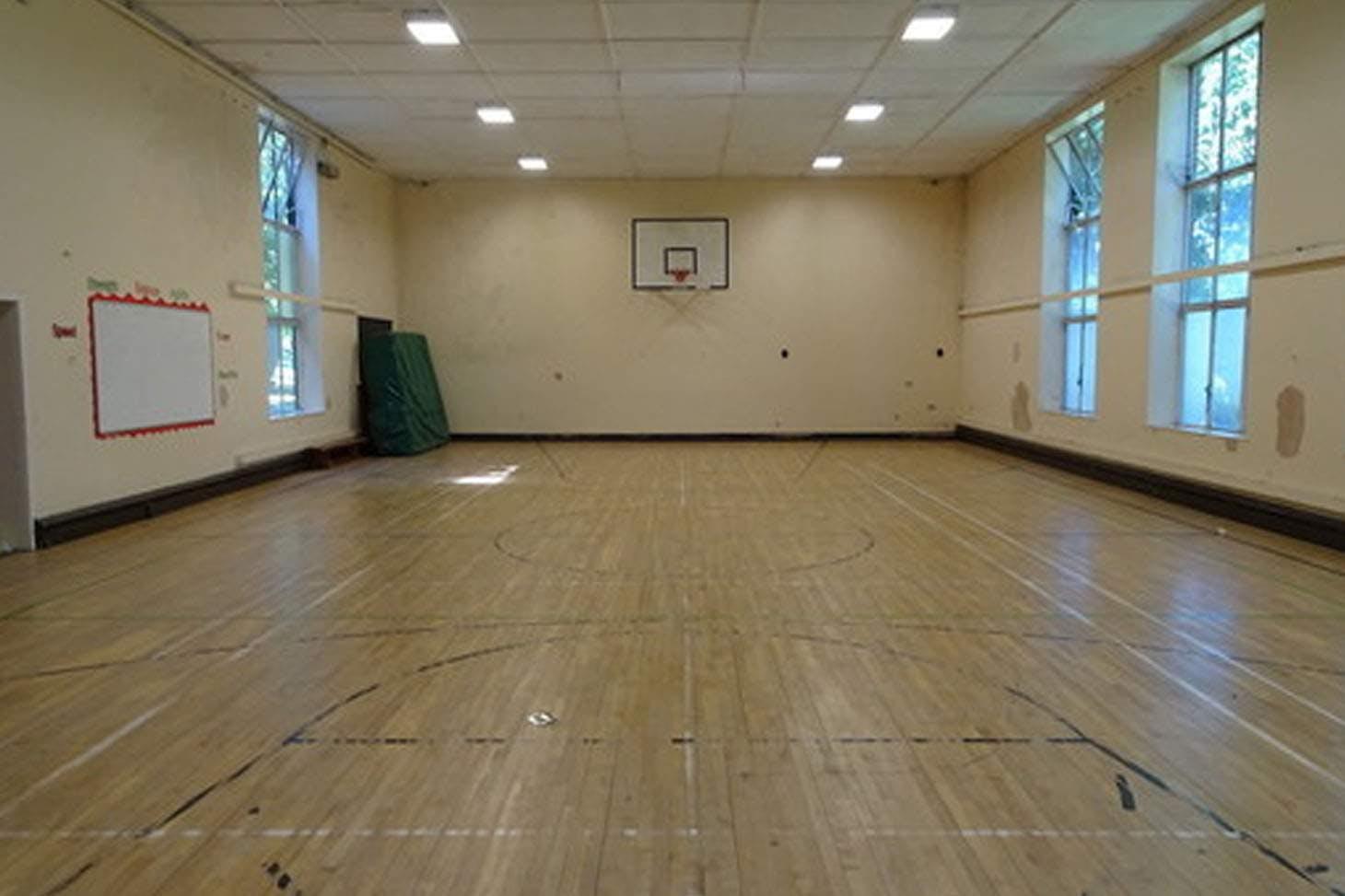 Tudor Grange Academy Solihull Gymnasium space hire