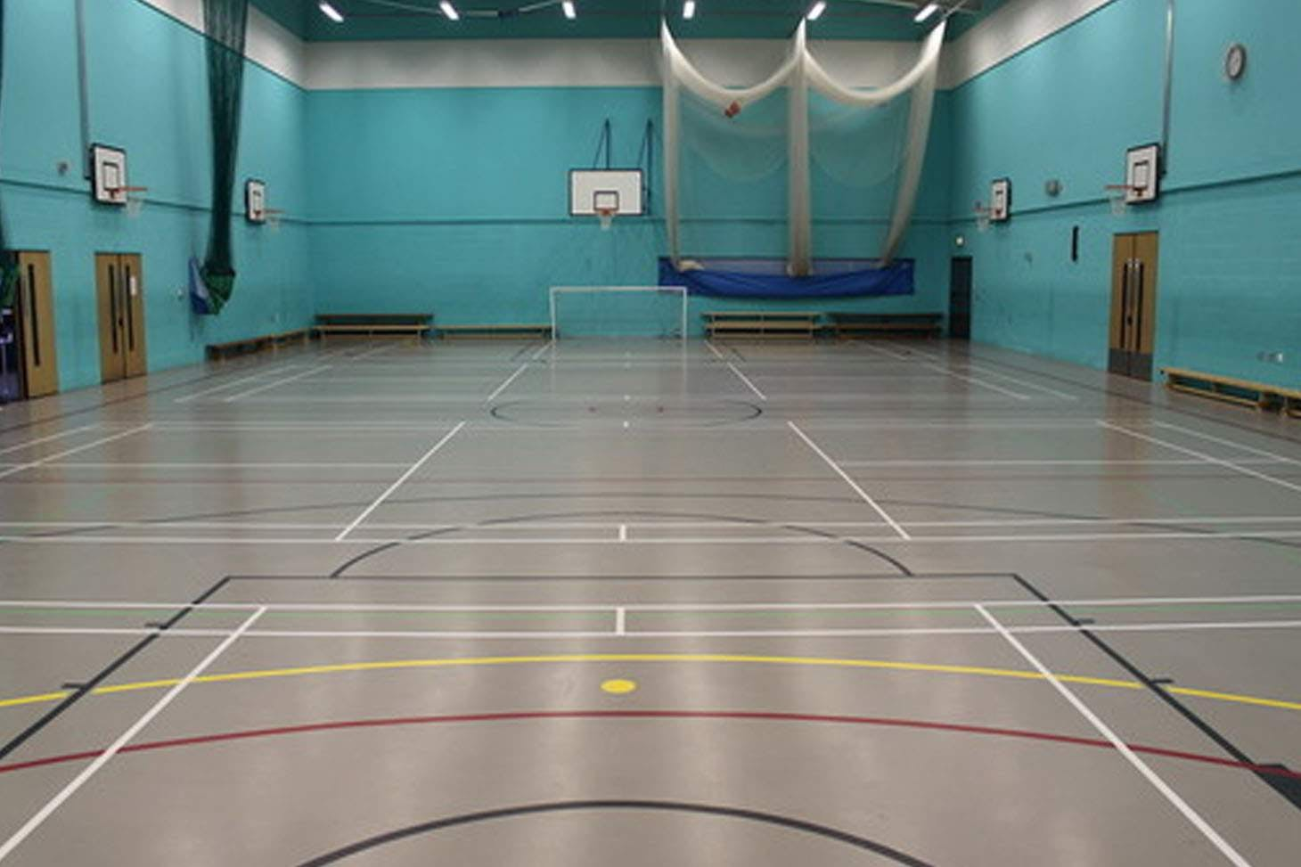 Haywood Academy 5 a side | Indoor football pitch