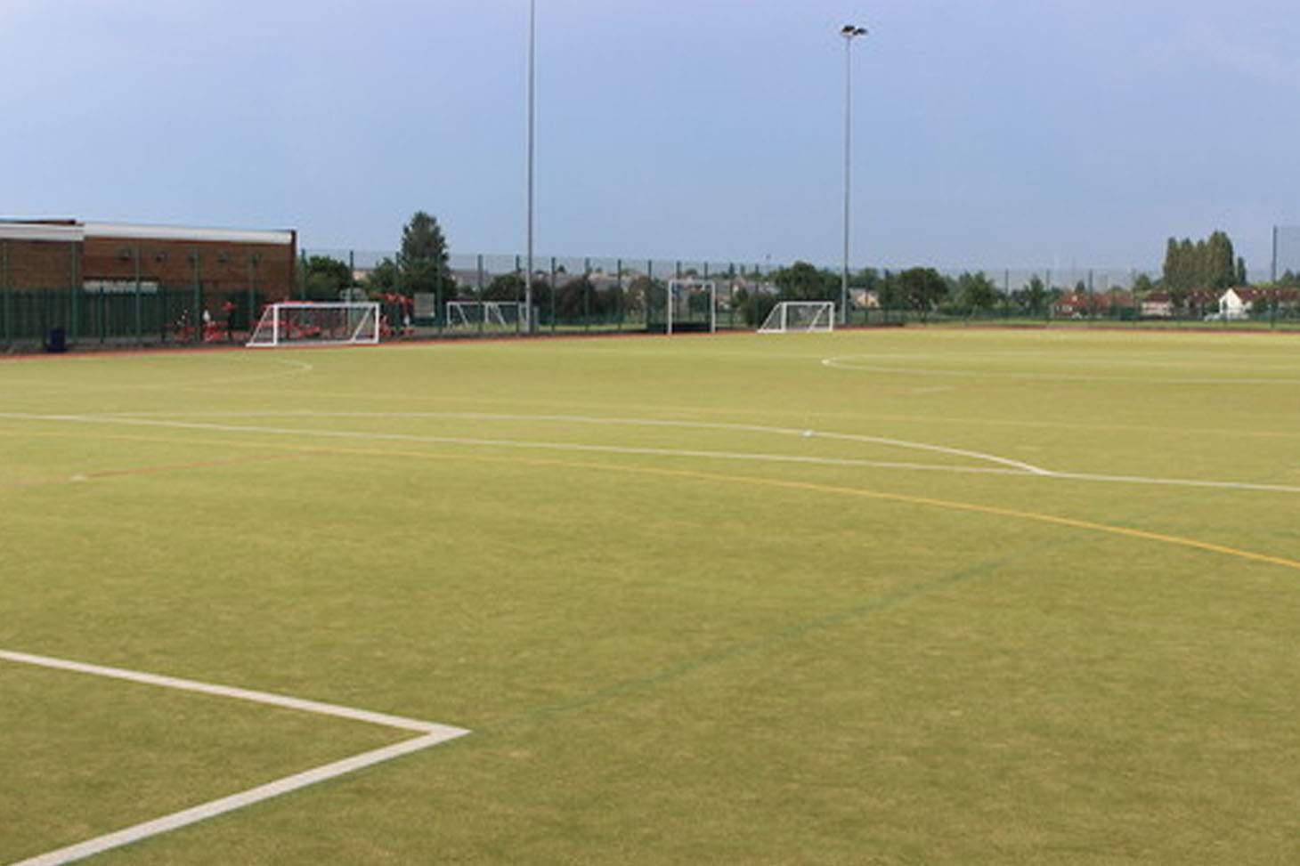 Thornaby Academy 11 a side | Astroturf football pitch