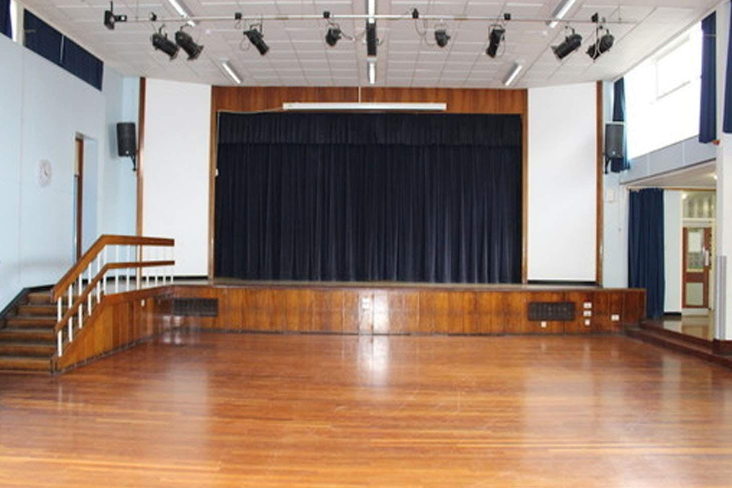 Egglescliffe School Main hall space hire