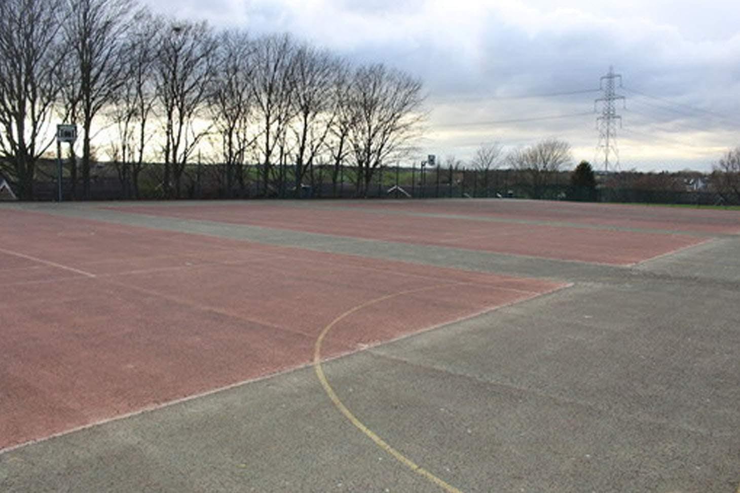 Egglescliffe School Outdoor | Hard (macadam) basketball court