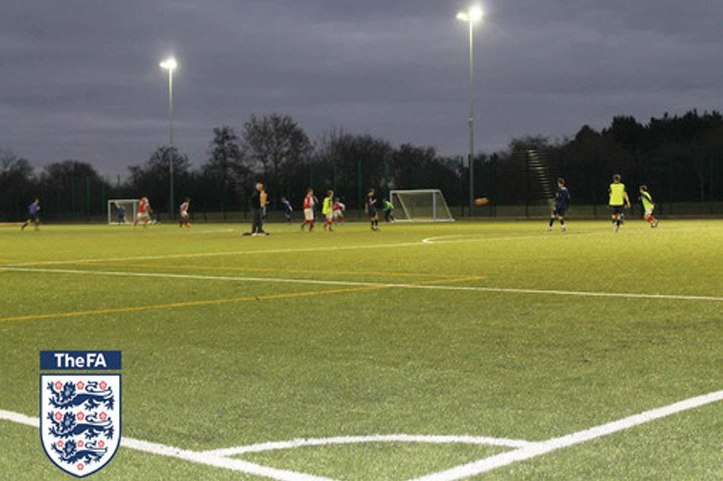 Bishop Rawstorne CE Academy 7 a side | 3G Astroturf football pitch