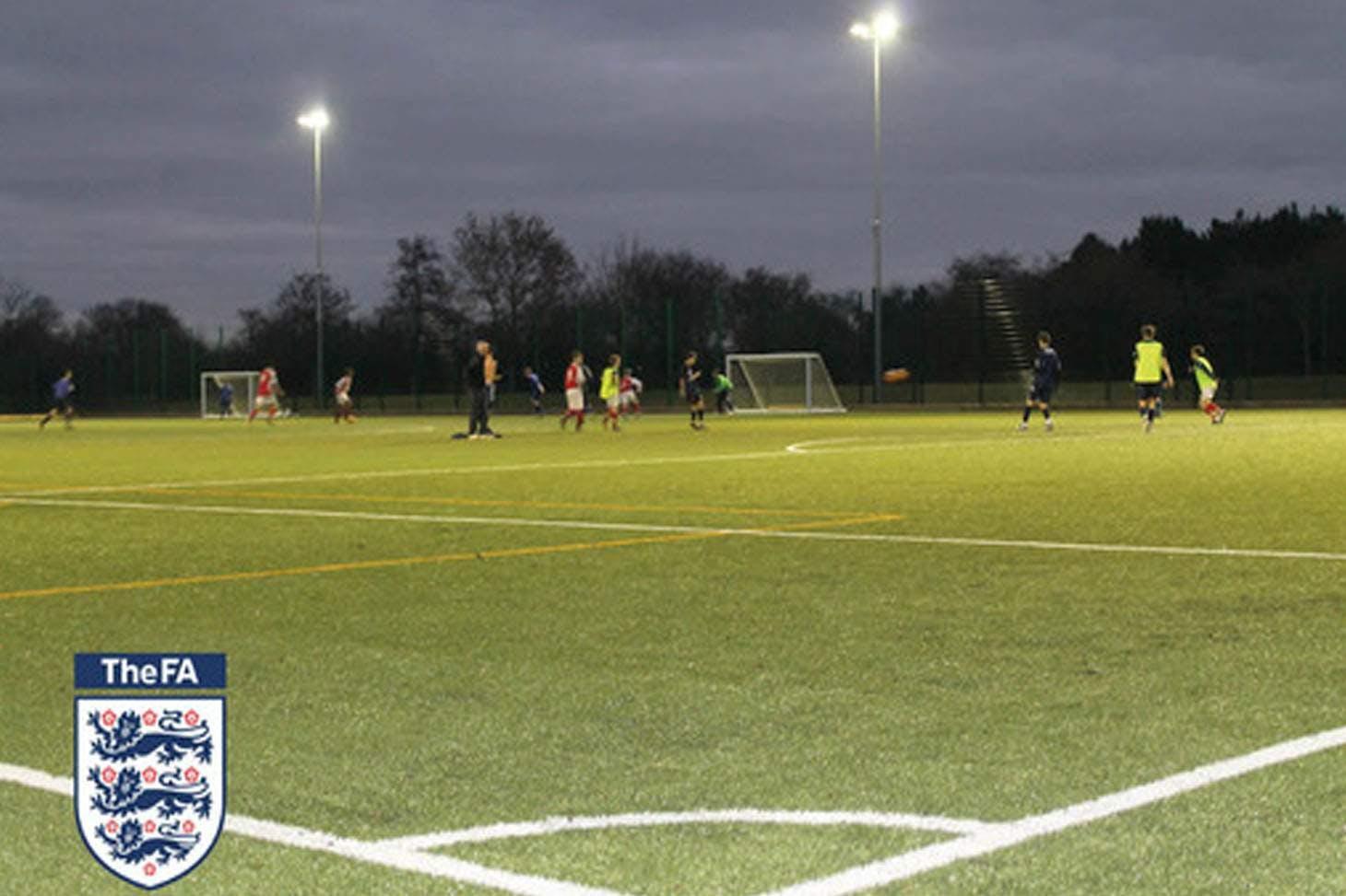 Bishop Rawstorne CE Academy 9 a side | 3G Astroturf football pitch