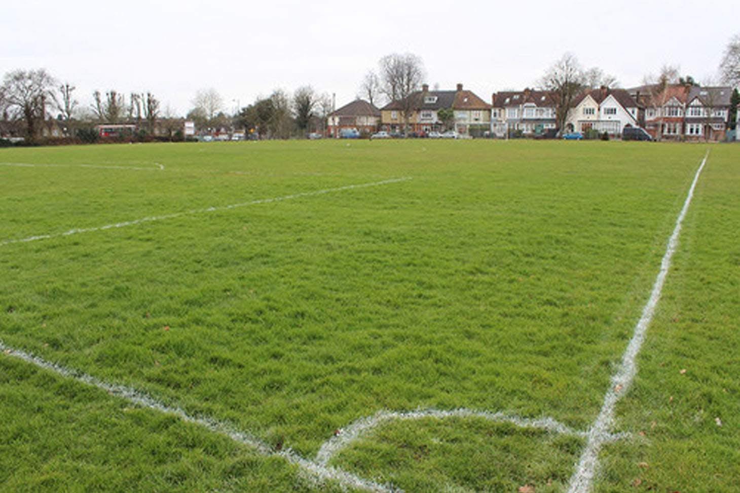 Bishop Rawstorne CE Academy 9 a side | Grass football pitch