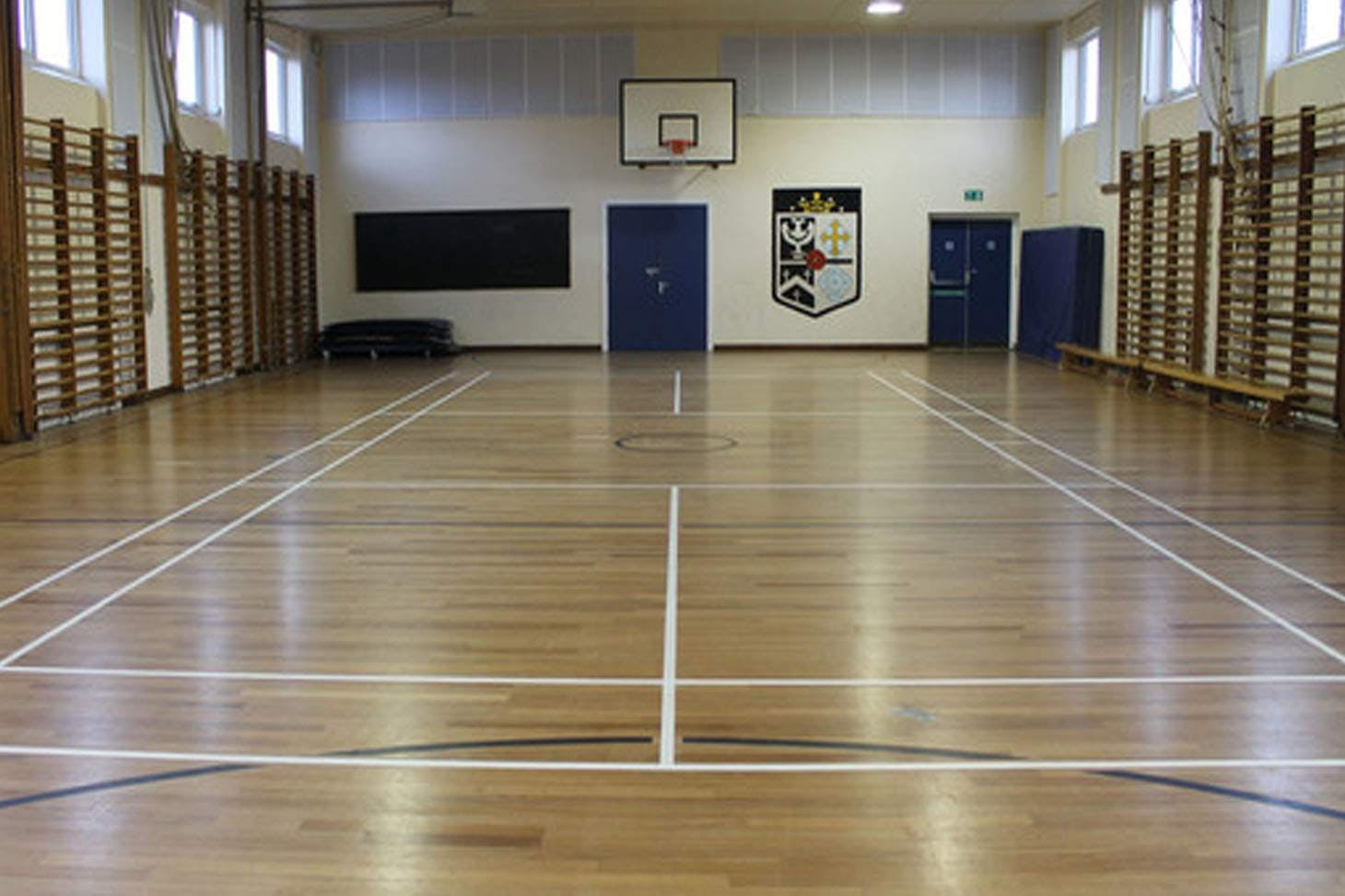 Brownedge St Mary's Catholic High School Gymnasium space hire