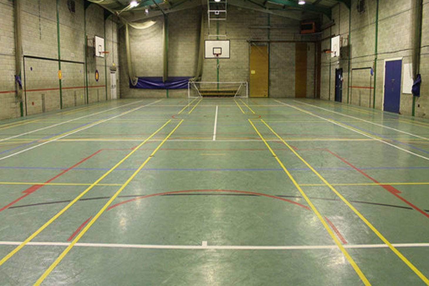 Brownedge St Mary's Catholic High School Indoor cricket facilities