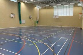 Moor Park High School and Sixth Form | Sports hall Cricket Facilities