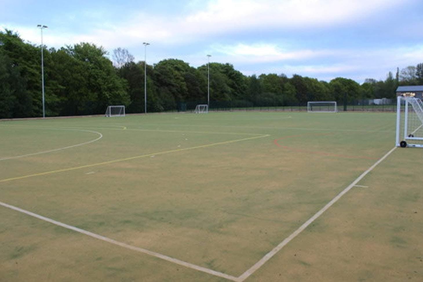 Parklands High School 11 a side | Astroturf football pitch