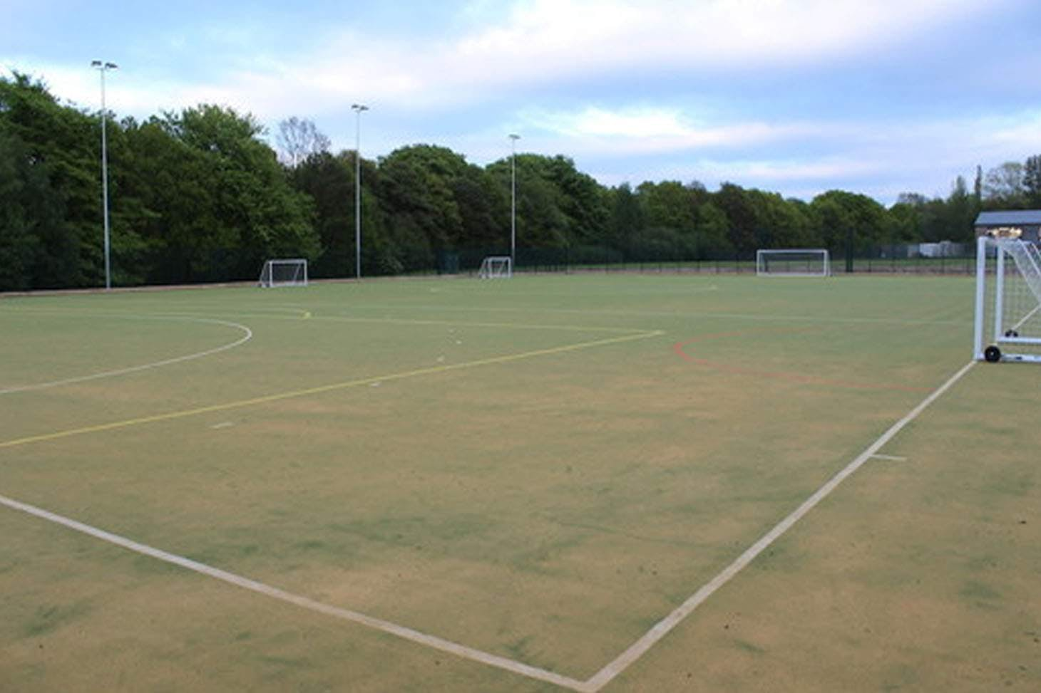 Parklands High School 5 a side | Astroturf football pitch