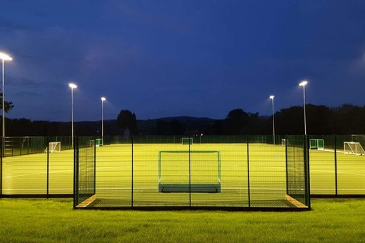 Garstang Community Academy 11 a side | Astroturf football pitch