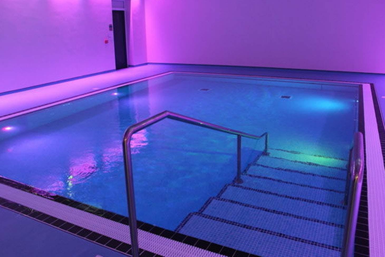 Sir Tom Finney Community High School Indoor swimming pool