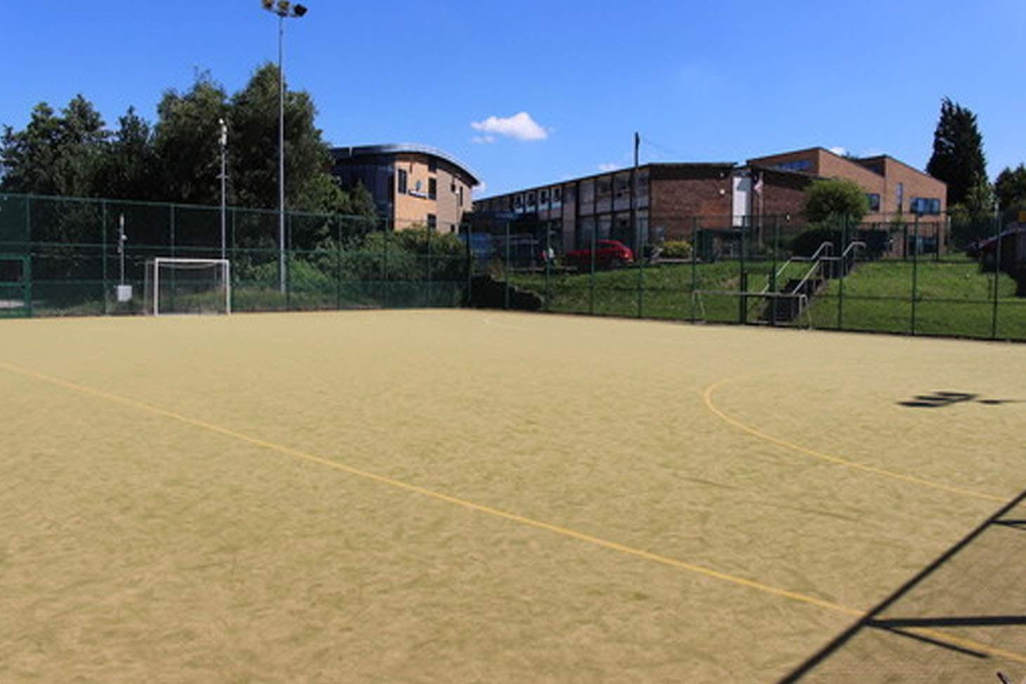Southlands High School 11 a side | Astroturf football pitch