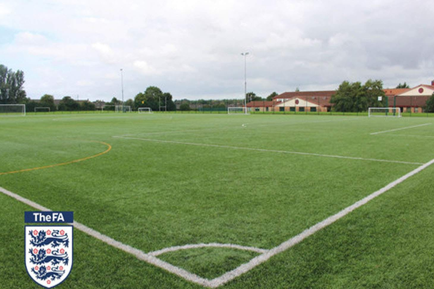 Ashton Community Science College 11 a side | 3G Astroturf football pitch