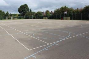 Ashton Community Science College | Hard (macadam) Tennis Court